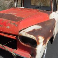 Chevrolet Apache Step Side Pickup