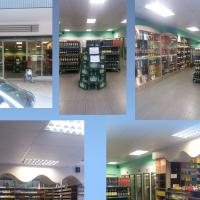 Bottle store in Pretoria CBD