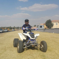 Raptor 660 Yamaha in excellent conditions