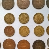 Old coins for sale. Not sure for how much I can sell it.