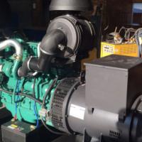 New 150kva Cummins diesel generator