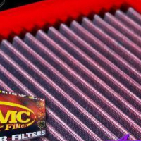 BMC Performance Air Filter for VW Golf Mk7 1.6TDi