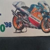 Tamiya Repsol NSR Honda 500