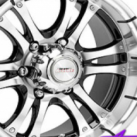 "15"" A-Line Fear 6/139 Alloy Wheels"