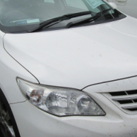 Toyota Corolla 1.6 advance Car
