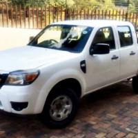 Ford Ranger 2.5 TD Double Cab