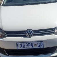 Sales: 2012 Vw polo 1.4 comfortline for R 99000.00