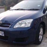 2006 Toyota RunX 1.6 comfort line for sale in Gauteng