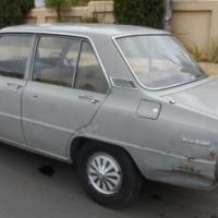 Mazda 1300 delux