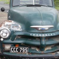 Chevrolet Bakkie / Apache Shape