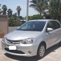 2015 Toyota Etios Hatchback 1.5 XS 5 door