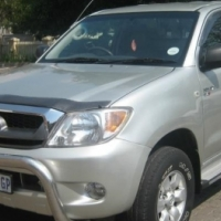 Toyota Hilux 2.5 D4D SCAB HIGHRAIDER XSR