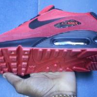 Nike Airmax 90 Black & Red