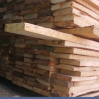 We sell wood & bricks.