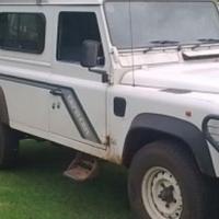 1997 Land Rover Defender Single Cab