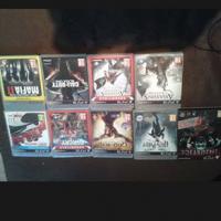 Playstation 3 + games