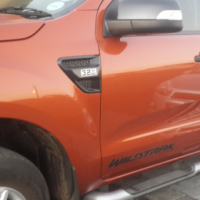 Wildtrack Ford ranger for tental