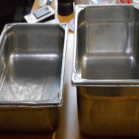 Stainless Steel Oven Dishes