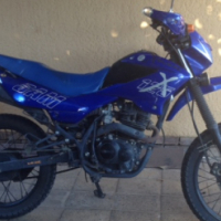 Bashan Explode 125,Excellent condition