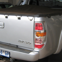Mazda BT 50 Freestyle Cab