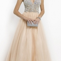 Imported evening dresses