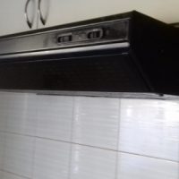 Defy Gemini extractor hood for sale
