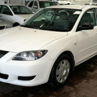 2006 Mazda 3 1.6 Original, with 146000km's, Service History,Aircon