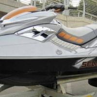 SEADOO RXP-X 255 SUPERCHARGED ROTAX 4-TEC