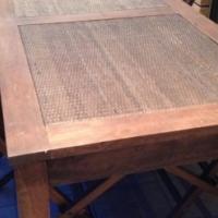 Indonesian teak table