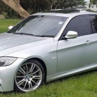 2009 BMW 330D Motorsport+Sunroof(I Drive)