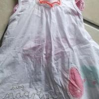 Naartjie dress and panty