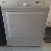7.5kg lg Tumble dryer like new.