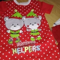 Baby jumper for Xmas. Boy or girl