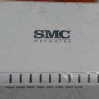 SMC Networks Barricade Router WBR14S-N3