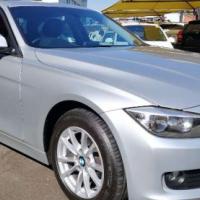 BMW 3 Series 320d auto F30