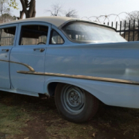 1958 Ford Fairlane 500 Menlyn Collection