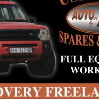 Title:  Land Rover and Range Rover Spares & Parts