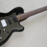 Godin Solidac - Electric Guitar - USA Made - RARE - Black Pearl Finish (Trade)