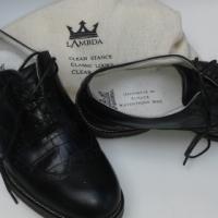 Hand made Lamda golf shoes