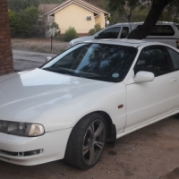 Honda prelude in good condition to swop for suv