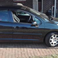 Peugeot 207 2006 model