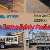 Massive Savings on all Trailers. Stock Immediately Available.