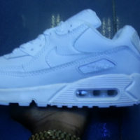 Nike Airmax 90 All White