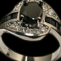 diamond rings and antiques