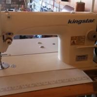 Industrial sewing machine Kingstar