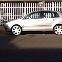 2006 VW Polo 1.6 Comfortline Facelift Model