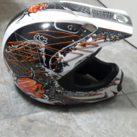 HTT MOTOR CROSS HELMET