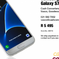Samsung SM-G930F Galaxy S7 Smartphone