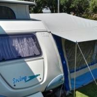 Nice Sprite Swing Caravan for Hire/Rent
