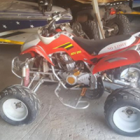 ATV 250 Quad